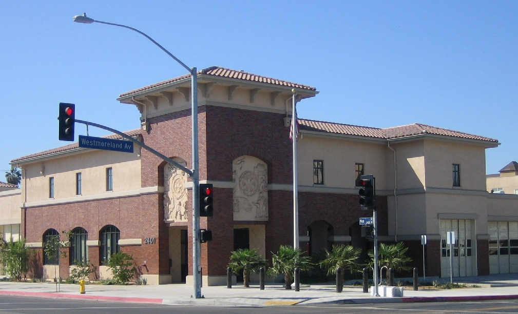 public art, fine art, narrative art, architecture, relief sculpture, fire station,, Los Angeles,California, Sculpture